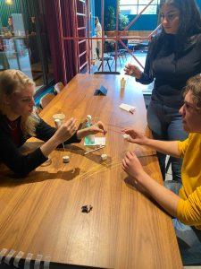 YPB Amsterdam 1e ronde